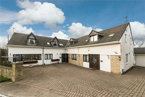 3 Bedrooms Detached House for sale in Magdalene Heights, Gilesgate, Durham City