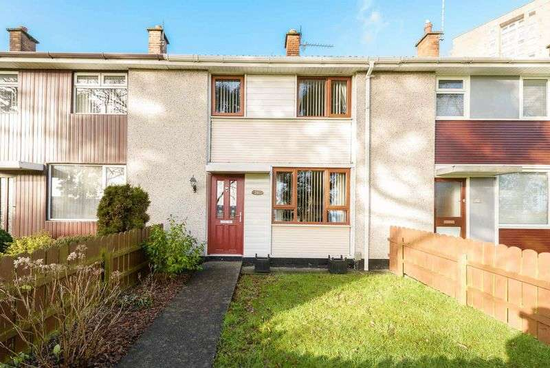 3 Bedrooms Terraced House for sale in 260 River Road, Dunmurry, BT17 9DS
