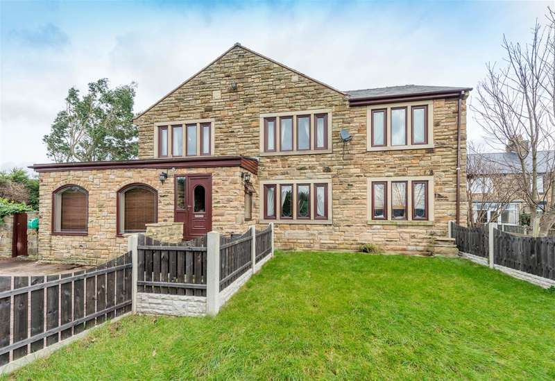 5 Bedrooms Detached House for sale in Strafford Walk, Dodworth, Barnsley, S75 3RB