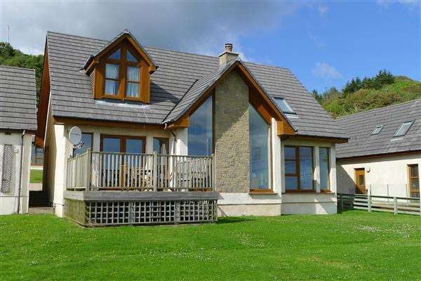 4 Bedrooms Detached House for sale in The Keys, Kildonan