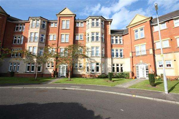 2 Bedrooms Apartment Flat for sale in Mill Brae Court, Ayr