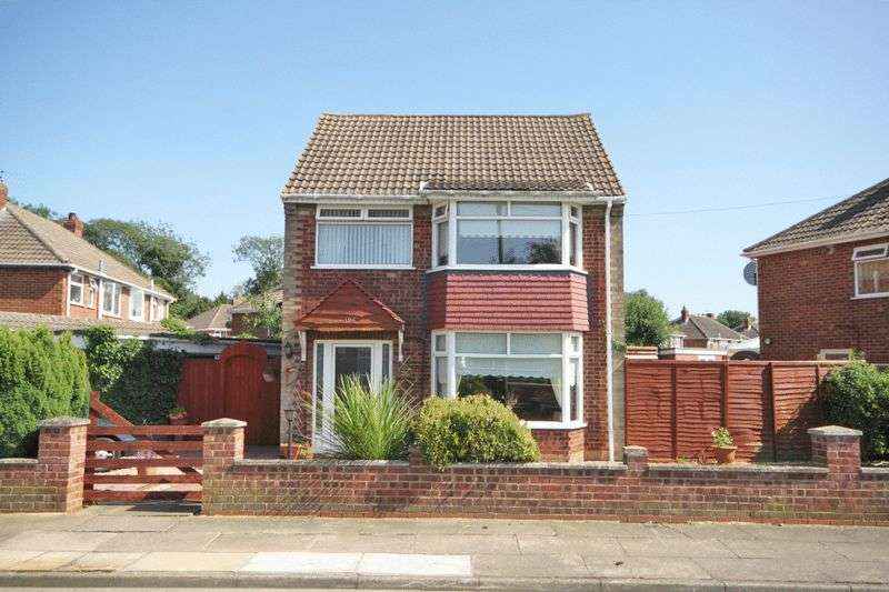 3 Bedrooms Detached House for sale in WORLABY ROAD, SCARTHO