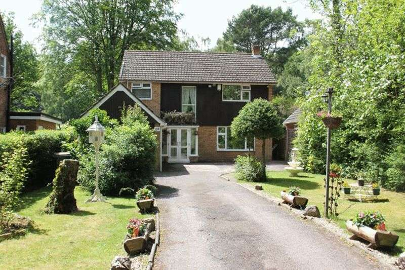 4 Bedrooms Detached House for sale in Jobs Lane, Tile Hill