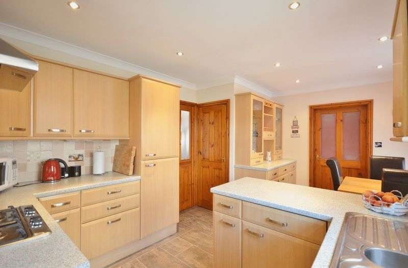 4 Bedrooms Detached House for sale in Lonsdale View, Dearham