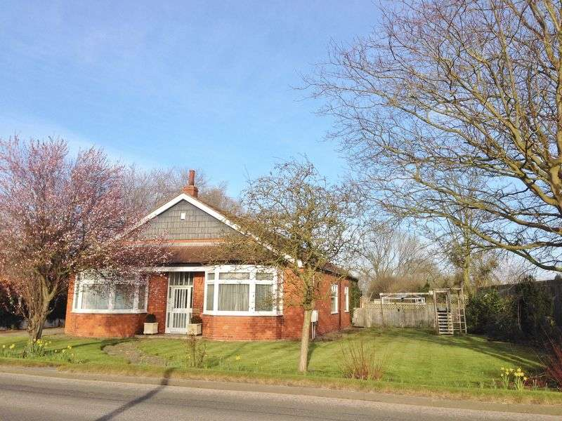 3 Bedrooms Detached Bungalow for sale in East Street, Alford