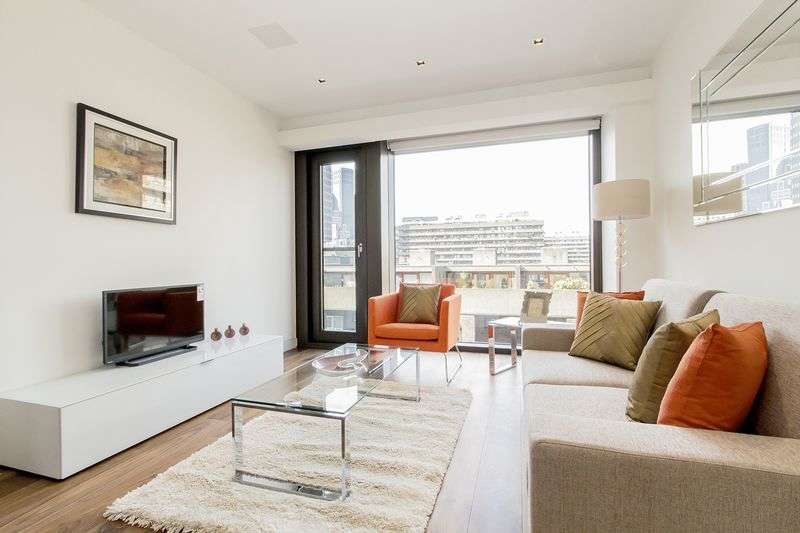 1 Bedroom Flat for sale in Fabulous one bedroom apartment for sale in brand new development, Roman House