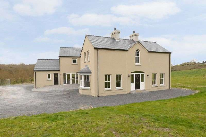 4 Bedrooms Detached House for sale in 125 Ballylone Road, Saintfield, BT24 7NA