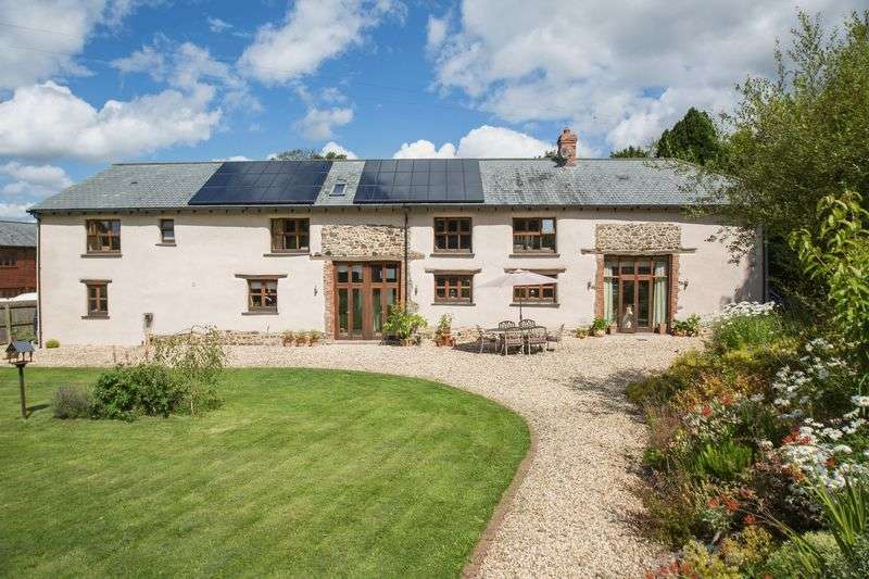 5 Bedrooms Detached House for sale in Exbourne, Okehampton