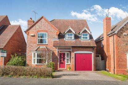 4 Bedrooms Detached House for sale in Hawthorn Way, Shipston-On-Stour, Warwickshire