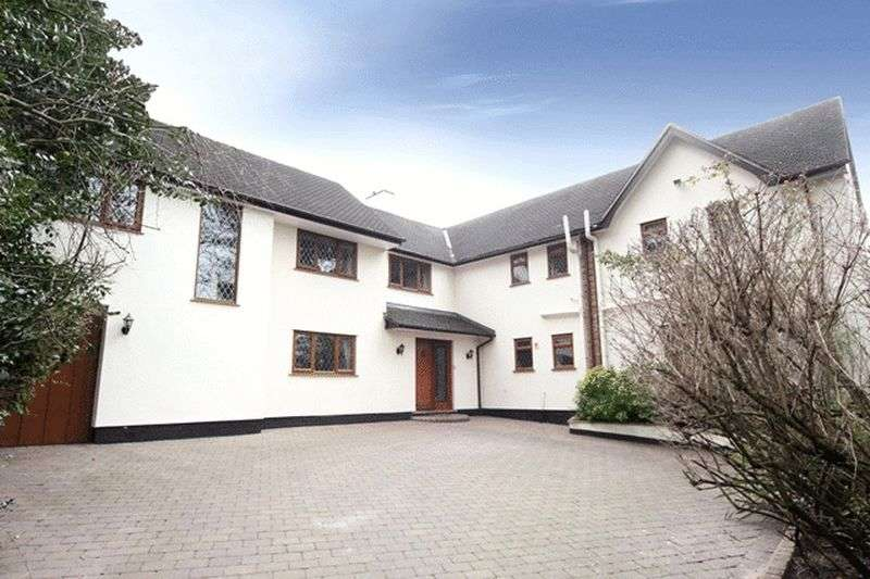 5 Bedrooms Detached House for sale in School Hill, Heswall, Wirral