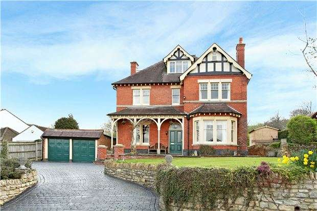 8 Bedrooms Detached House for sale in Hill Road, GLOUCESTER, GL4 6ST