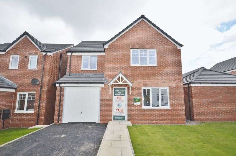 4 Bedrooms Detached House for sale in Newlands Park , Dearham