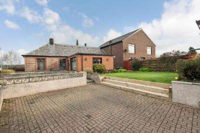3 Bedrooms Semi Detached House for sale in Glebe Road, Galston, East Ayrshire