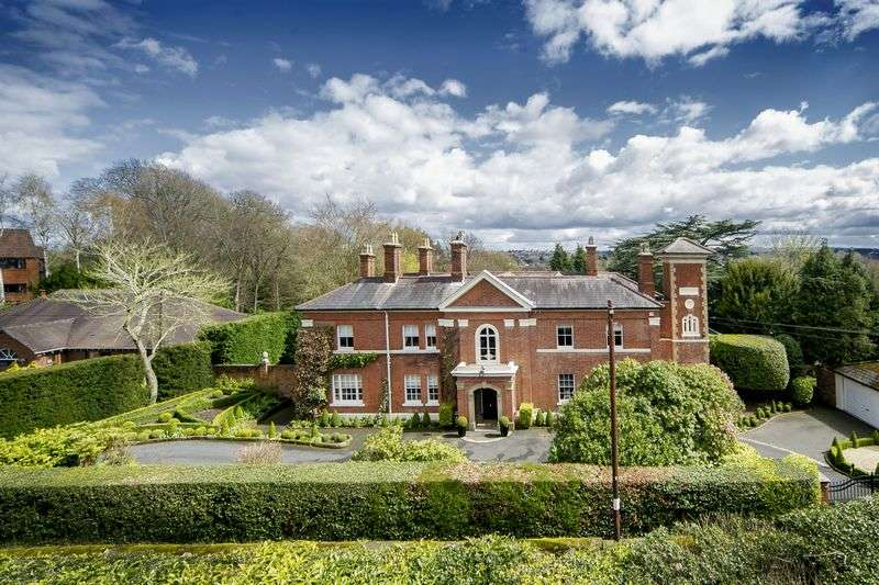 6 Bedrooms Detached House for sale in Bromley House, Ormes Lane, Tettenhall