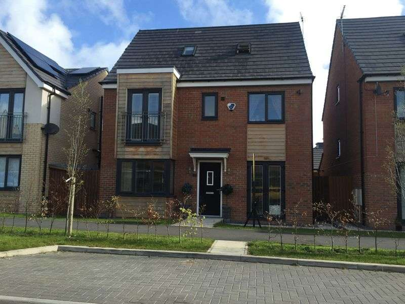 5 Bedrooms Detached House for sale in St. Nicholas Way, Hebburn