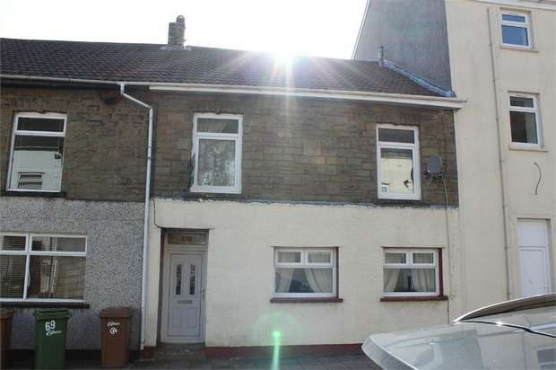 4 Bedrooms Terraced House for sale in Commercial Street, New Tredegar, Caerphilly