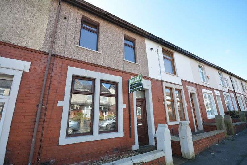 3 Bedrooms Terraced House for sale in Park Avenue, Great Harwood
