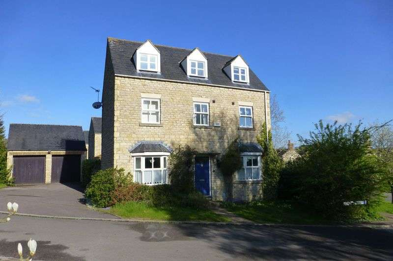 4 Bedrooms Detached House for sale in Lawrence Fields, Steeple Aston
