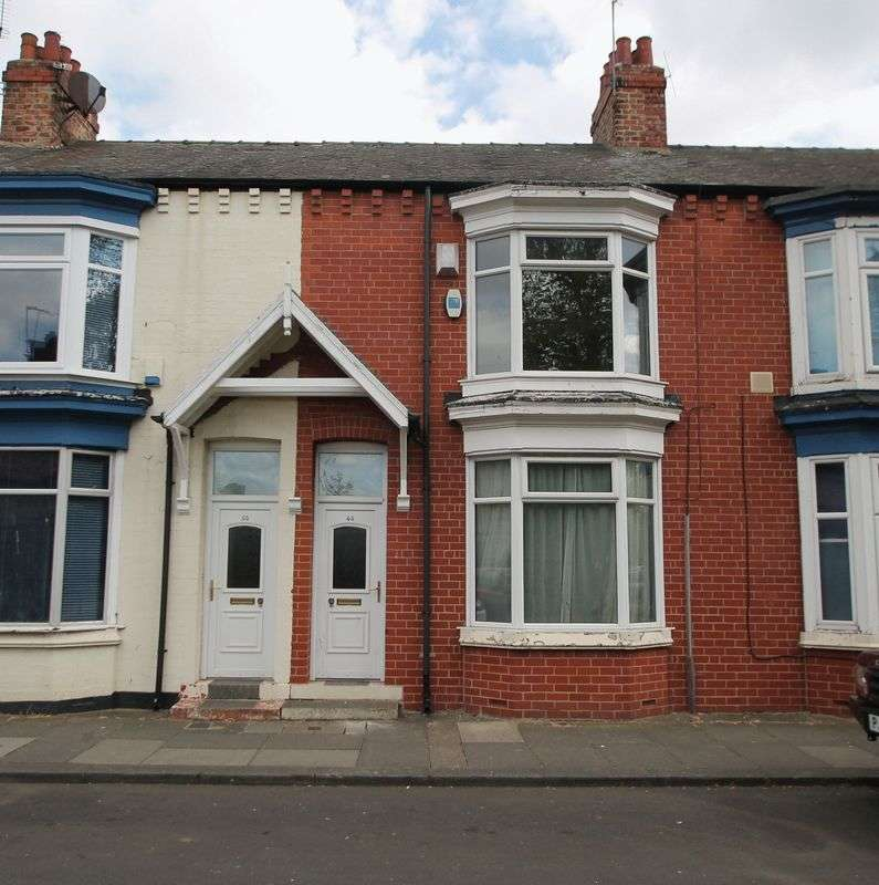 2 Bedrooms Terraced House for sale in Parliament Road, Middlesbrough