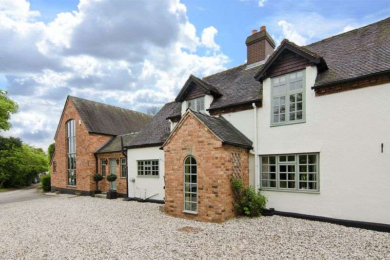 4 Bedrooms Detached House for sale in Ashbrook Lane, Abbots Bromley, Rugeley