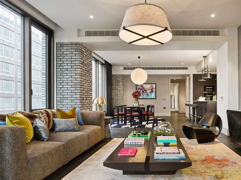 2 Bedrooms Flat for sale in Victoria Street, Victoria, SW1H