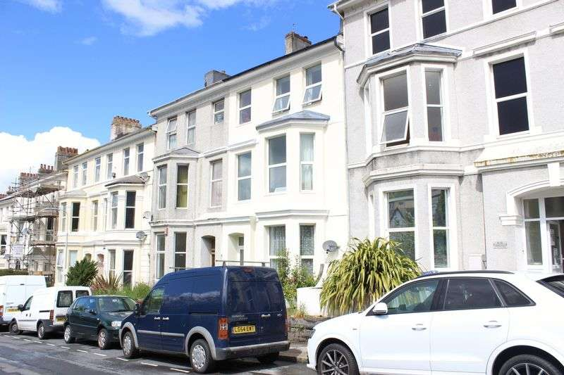 5 Bedrooms Terraced House for sale in Ermington Terrace, Mutley, Plymouth