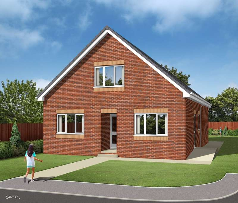 4 Bedrooms Detached Bungalow for sale in Barnsley Road, Dodworth, Barnsley, S75 3JR