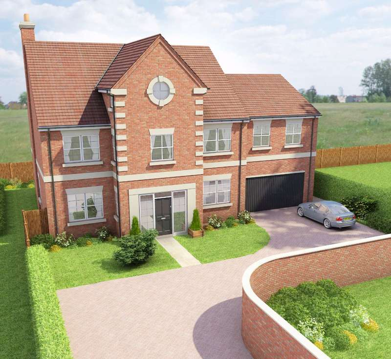 6 Bedrooms Detached House for sale in Hatton Park, Wellingborough NN8 5AH