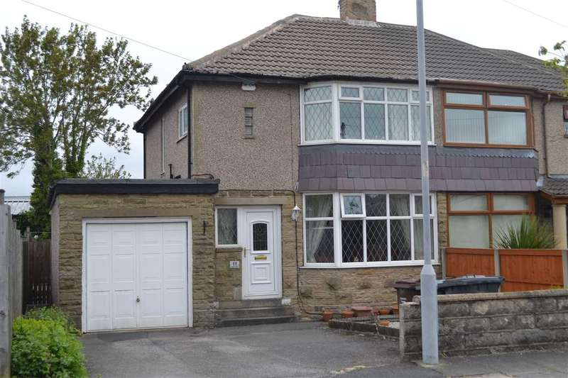 3 Bedrooms Semi Detached House for sale in Enfield Walk, Wibsey, Bradford