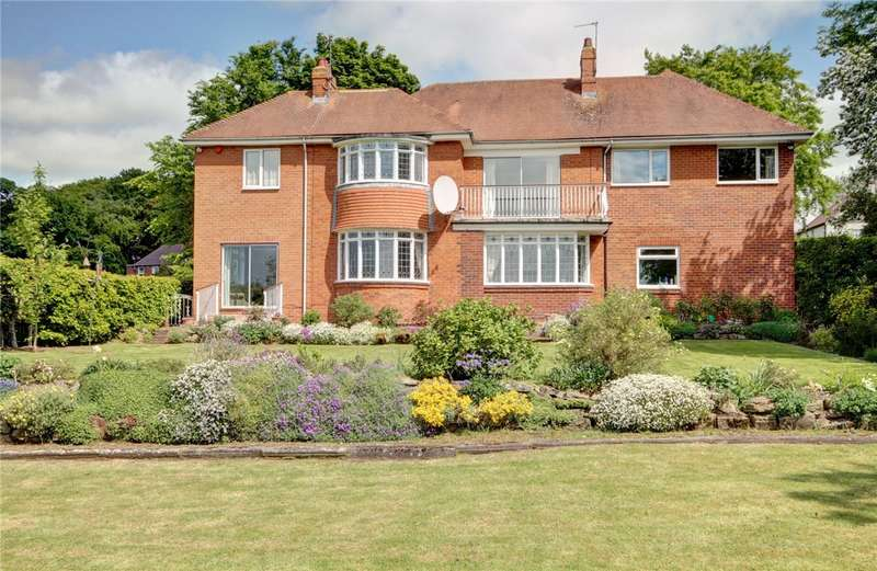 5 Bedrooms Detached House for sale in Long Garth, Whitesmocks, Durham, DH1