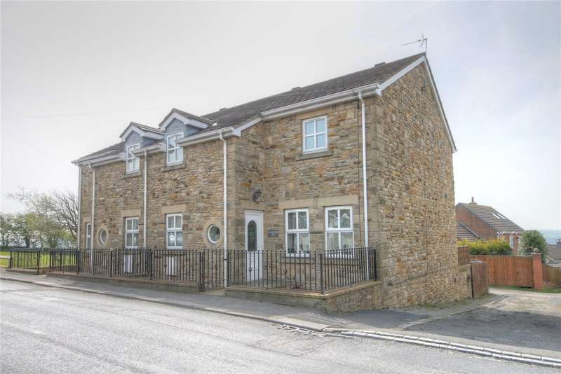 3 Bedrooms Semi Detached House for sale in Old Chapel Cottages, 30 North Bitchburn Terrace, North Bitchburn, DL15