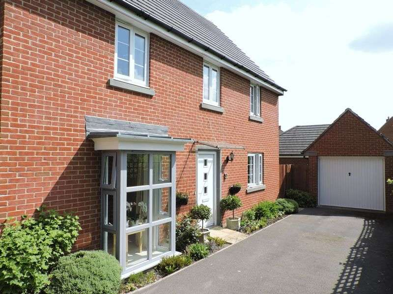 4 Bedrooms Detached House for sale in Englefield Way, Marnel Park