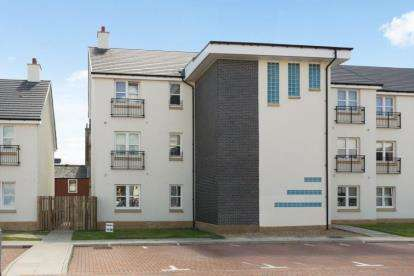 2 Bedrooms Flat for sale in Dublin Quay, Irvine, North Ayrshire