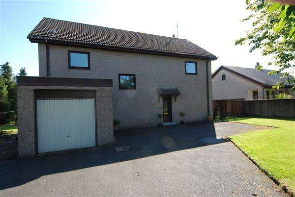 4 Bedrooms Detached House for sale in Woodwynd, Kilwinning