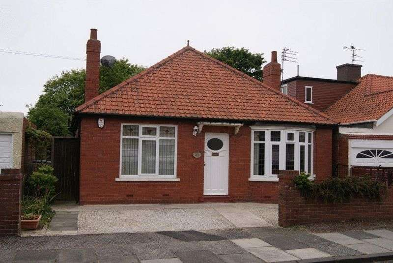 2 Bedrooms Detached Bungalow for sale in Newlands Road, Blyth