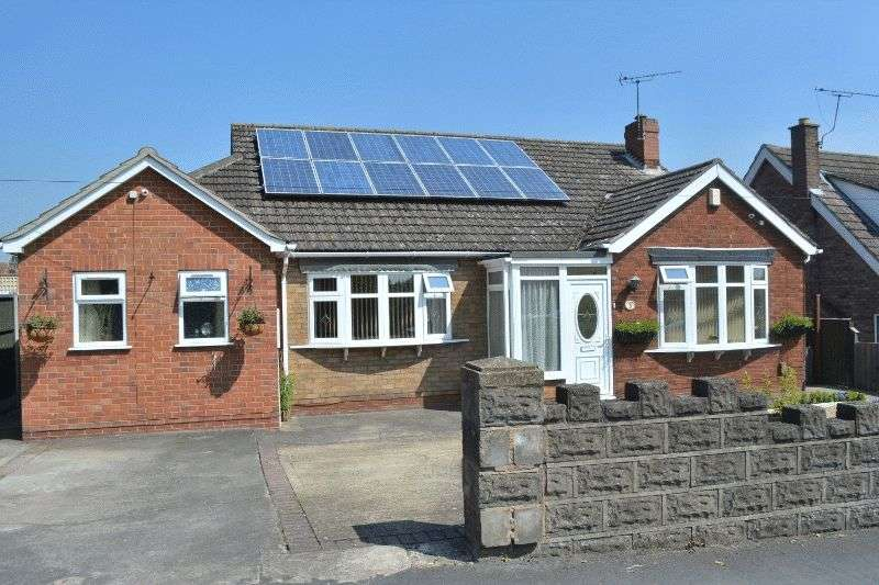 4 Bedrooms Detached Bungalow for sale in Chancel Road, Scunthorpe