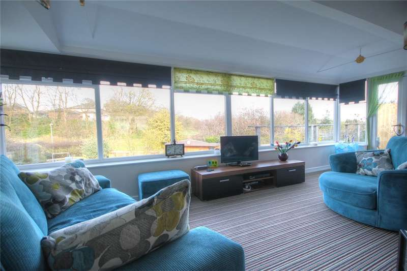3 Bedrooms Detached Bungalow for sale in Granville Close, Shildon, County Durham, DL4