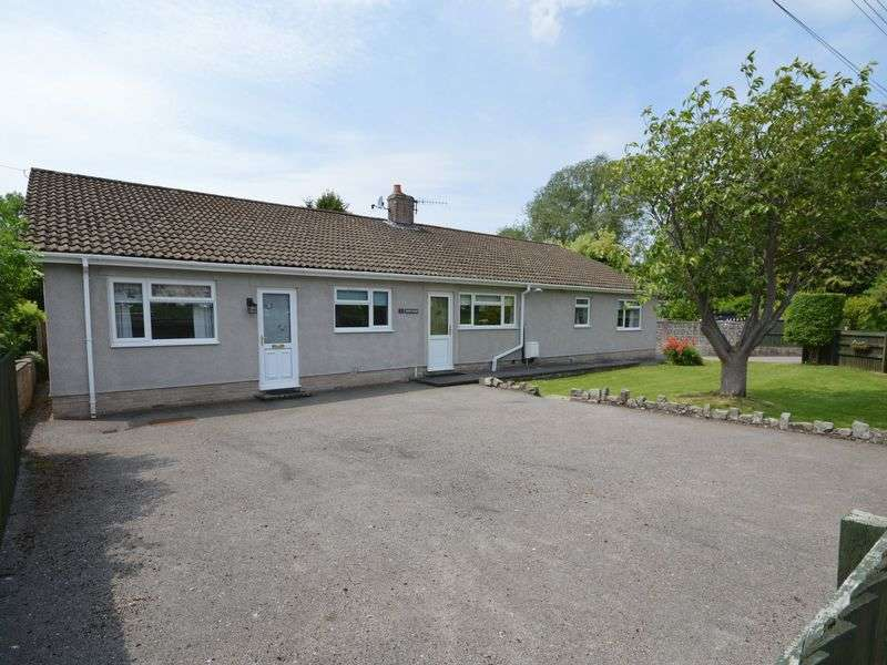 4 Bedrooms Detached Bungalow for sale in Orchard Lane, Crickhowell