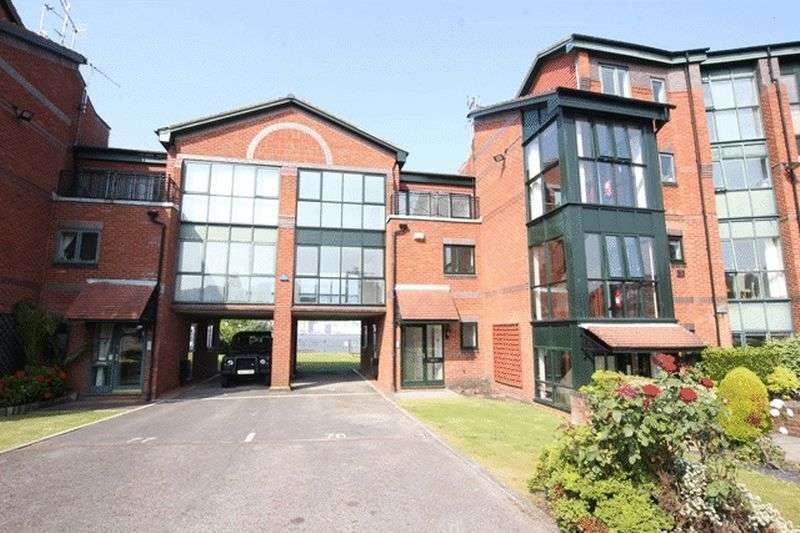 4 Bedrooms Terraced House for sale in Priory Wharf, Birkenhead, Wirral