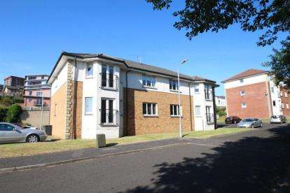 2 Bedrooms Flat for sale in Queen Elizabeth Gardens, Clydebank, West Dunbartonshire