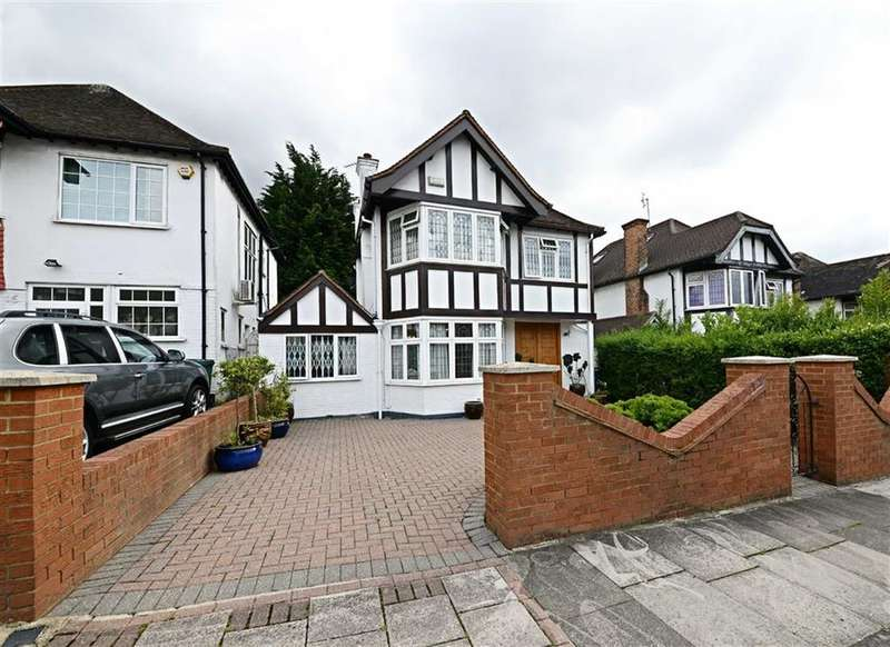 4 Bedrooms Property for sale in Edgeworth Avenue, Hendon, London