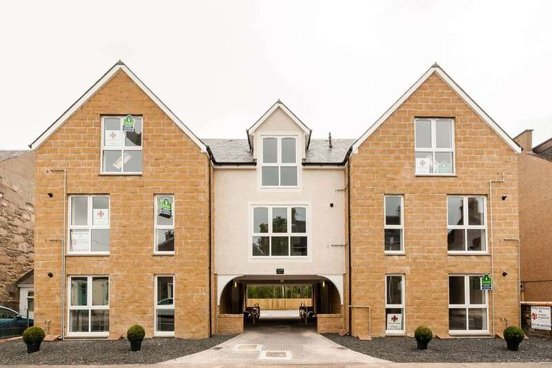 2 Bedrooms Flat for sale in Glover Street, Perth, PH2
