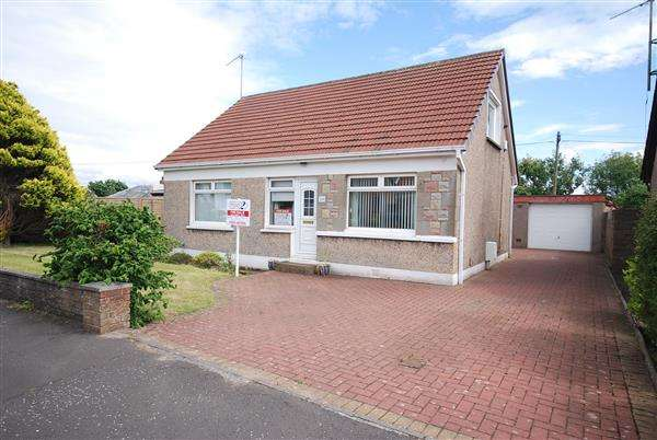 3 Bedrooms Bungalow for sale in Diddup Drive, Stevenston