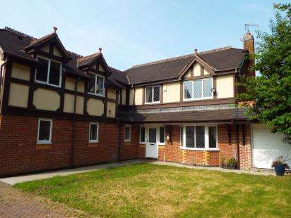 5 Bedrooms Detached House for sale in Heath Green Way, Coventry, Westwood Heath, Coventry