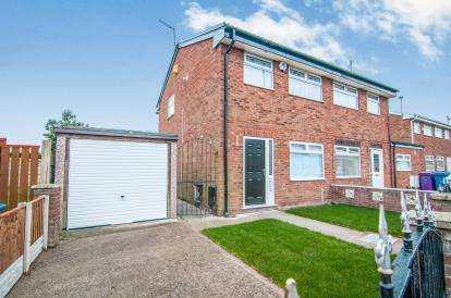 3 Bedrooms House for sale in Lloyd Close, Liverpool, Merseyside, Liverpool, L6