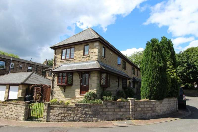 3 Bedrooms Link Detached House for sale in Scott Lane, Gomersal