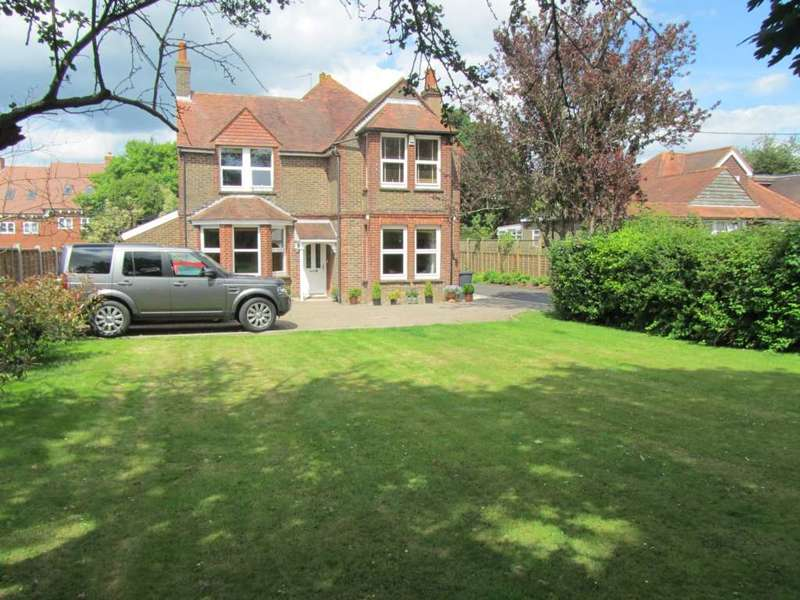 3 Bedrooms Detached House for sale in Dittons Road, Polegate
