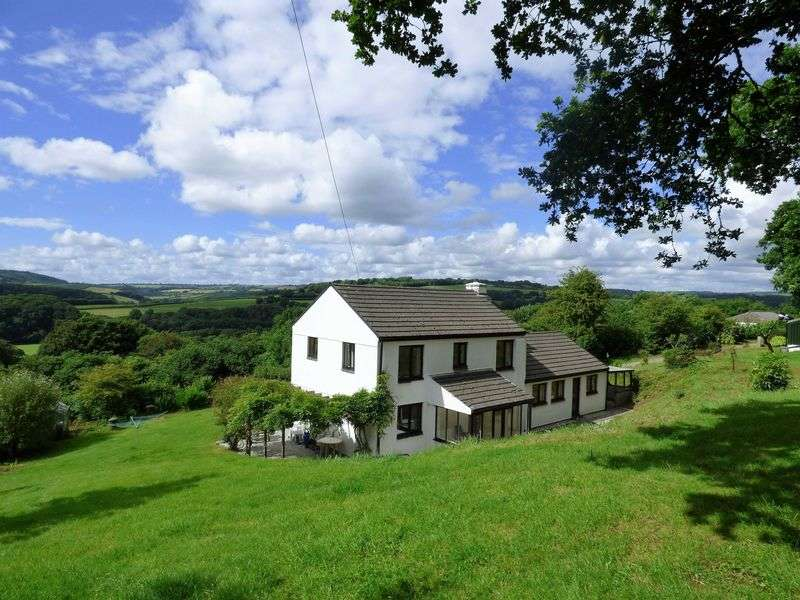 4 Bedrooms Detached House for sale in Latchley, Gunnislake