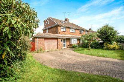 5 Bedrooms Semi Detached House for sale in Duchess Drive, Newmarket, Suffolk