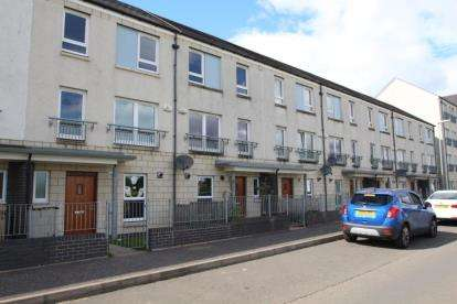 4 Bedrooms Town House for sale in Belvidere Terrace, Tollcross, Glasgow
